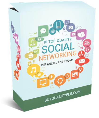 10-Top-Quality-PLR-Social-Networking-PLR-Articles-And-Tweets